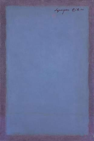 Isaac Jiro Matsuoka Izacyro American, b. 1930 Untitled,