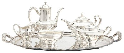 Tiffany & Co. Sterling Silver Tea and Coffee Service;