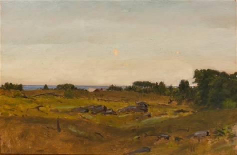 Lockwood de Forest American, 1850-1932 Carmel