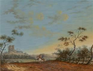 Henri-Joseph van Blarenberghe French, 1750-1826 Riders