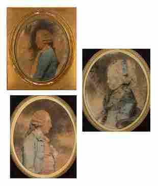 John Downman British, 1750-1824 Portraits of Ambrose