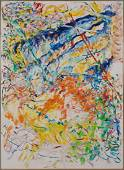 Nancy Graves American, 1939-1995 Hekt, 1978