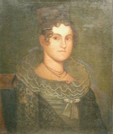 2004: Zedekiah Belknap American, 1781-1858 PORTRAIT OF