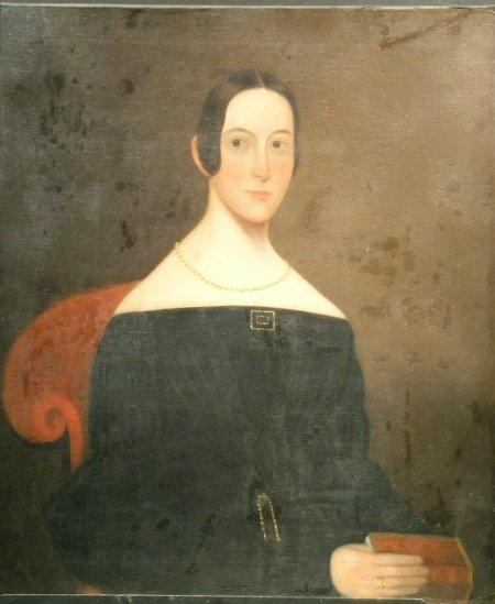 2005: Manner of Zedekiah Belknap PORTRAIT OF A WOMAN WI