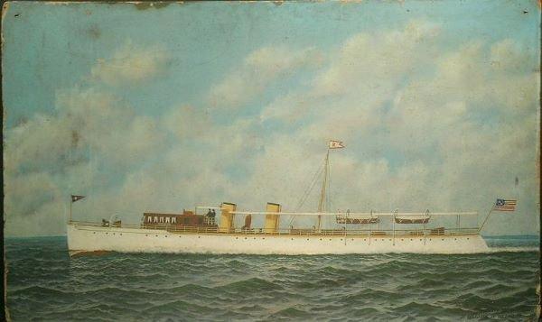 2013: Antonio Nicolo Gasparo Jacobsen American, 1850-19