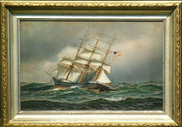 2014: Antonio Nicolo Gasparo Jacobsen American, 1850-19