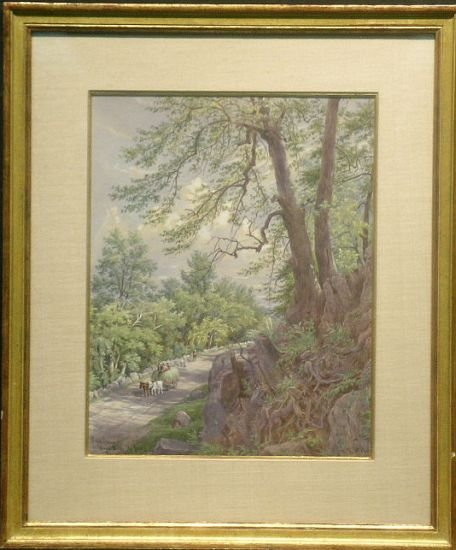 2018: William Rickarby Miller American, 1818-1893 ROAD