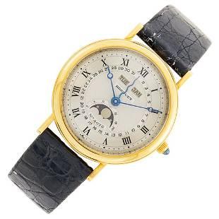 Breguet Gentleman's Gold 'Astronomic Serpentine'