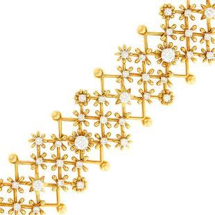 Tiffany & Co., Schlumberger Gold, Platinum and Diamond