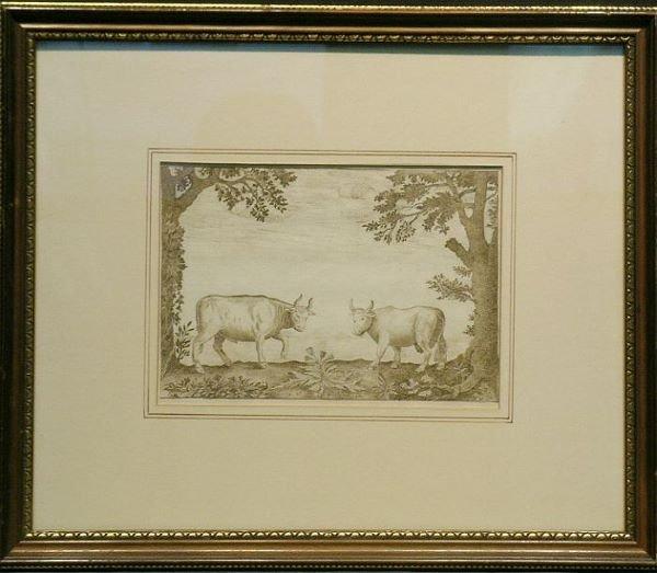 4010: Ja Jos. Poudreau Continental, 17th century OX AND
