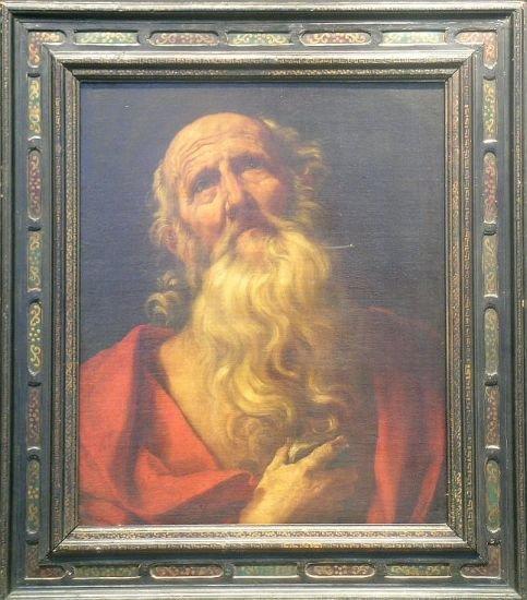4021: Follower of Artus Wolffort, Flemish, 1581-1641