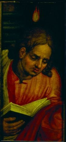 4022: Circle of Frans Floris PENTECOSTAL SAINT