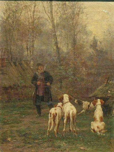 89: Ivan Pavlovich Pokitonov Ukrainian, 1851-1924 UNRUL