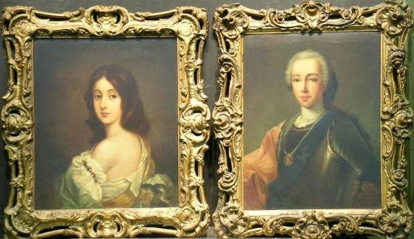 1006: British School 19th Century PORTRAIT OF A LADY AN