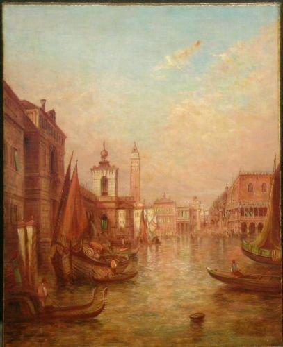 1016: Alfred Pollentine British, 1860-1890 THE GRAND CA