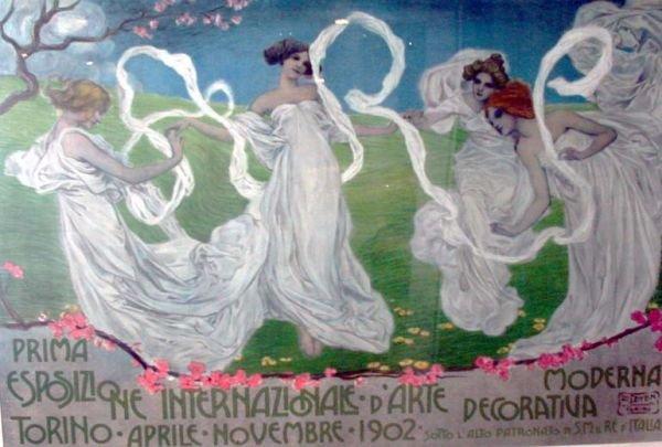 1068: Artist Unknown PRIMA ESPOSIZIONE INTERNAZIONALE M