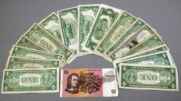 5: U.S. and Foreign Currency