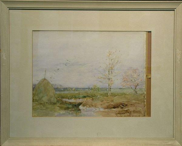 2011: Charles Melville Dewey American, 1849-1937 BOAT A