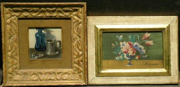 24: Edward Fitzgerald American, 20th century BLUE PINCH