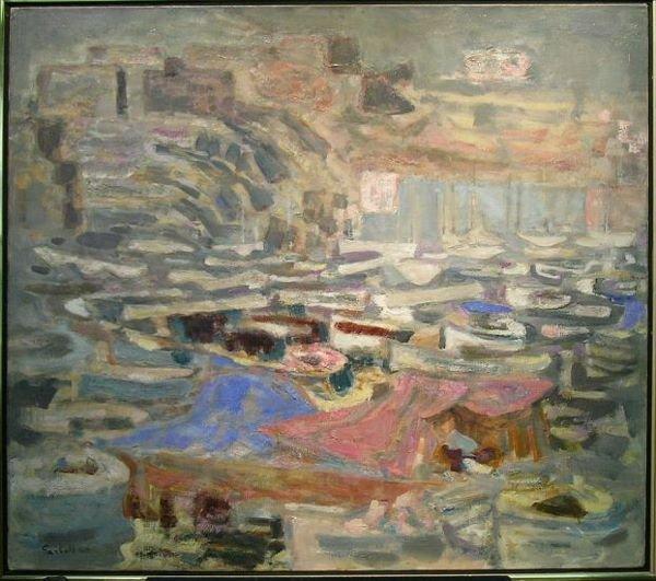 3: Alexandre Sacha Garbell French, 1903-1970 PORT DE MA
