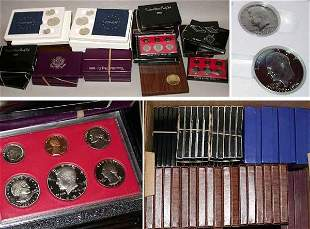 Group of Assorted Coins