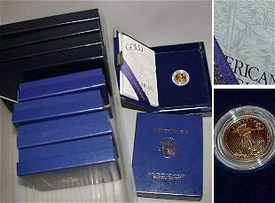 Group of Assorted Coins and Proof Sets