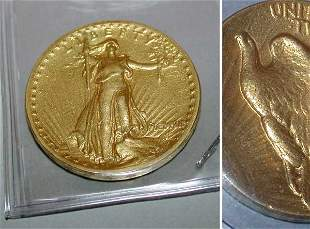 US $20 Gold Coin