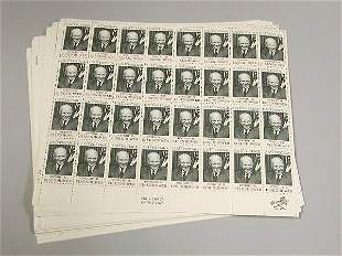 Group of US Postage Stamps