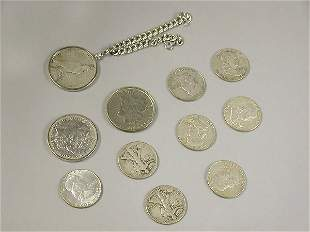 Group of US Coins