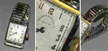 107: Gentleman's Wristwatch
