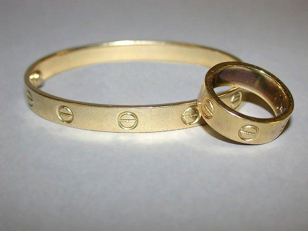 207: Love Bracelet and Ring