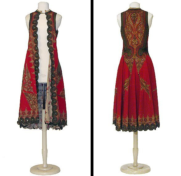 2002: Middle Eastern Overdress