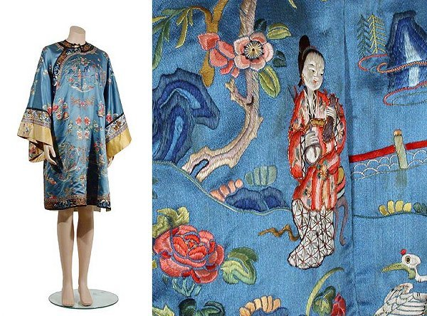2013: Oriental Robe
