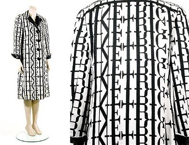 2049: Pauline Trigere's Canvas Trigere Coat