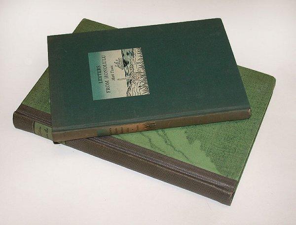 4009: CLEMENS, SAMUEL L. Letters from the Sandwich Isla