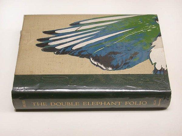 4024: FRIES WALDEMAR H. The Double Elephant Folio. The