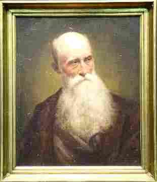 William Willard American, 1818-1904 PORTRAIT OF