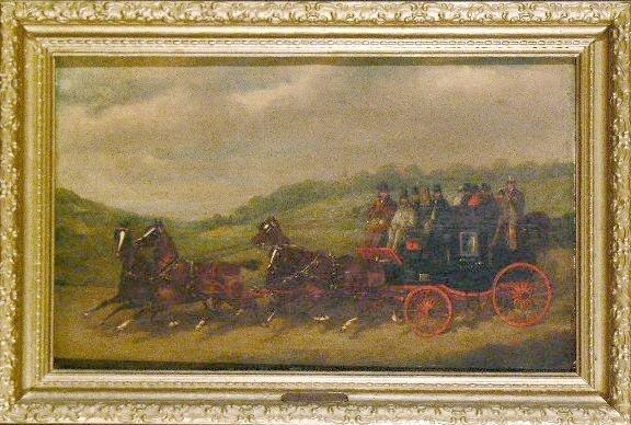 5002: H.F. Jones British, 19th century THE BRIGHTON COA