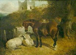 John Frederick Herring, Snr. British, 1795-1865 H