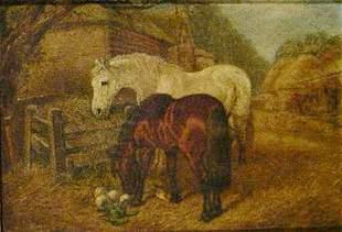 John Frederick Herring, Snr. British, 1795-1865 T