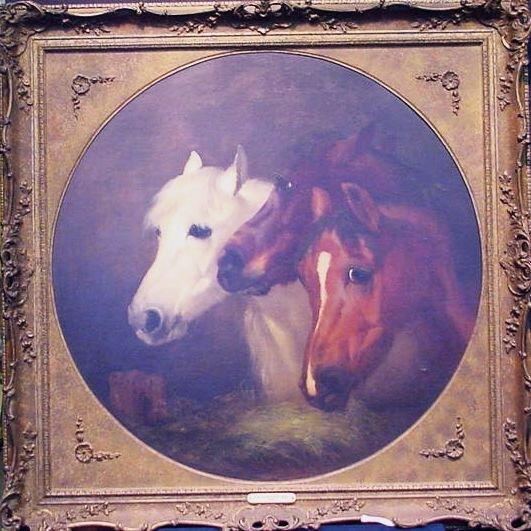 5014: Follower of John Frederick Herring, Snr. HORSES'