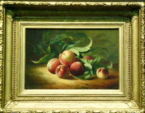 10: Andrew John Henry Way 1826-1888 PEACHES, 1873
