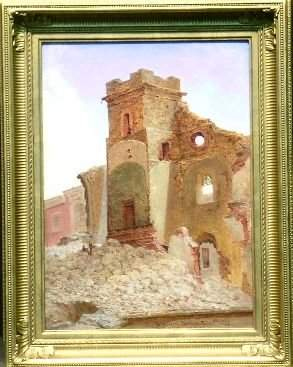 John Mackie Falconer 1820-1903 NORTH DUTCH CHURCH,