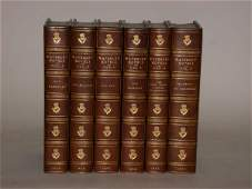 [BINDINGS] SCOTT, SIR WALTER Waverley Novels
