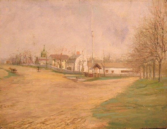 3004: Ernest Frederich Meyer American, 1863-1961 SOUTH