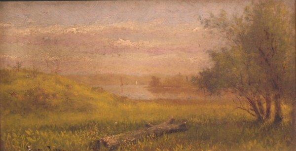 3012: Ross Sterling Turner American, 1847-1915 LAKESIDE