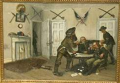3032 Charles Brinton Cox American 18641905 MESSAGE T
