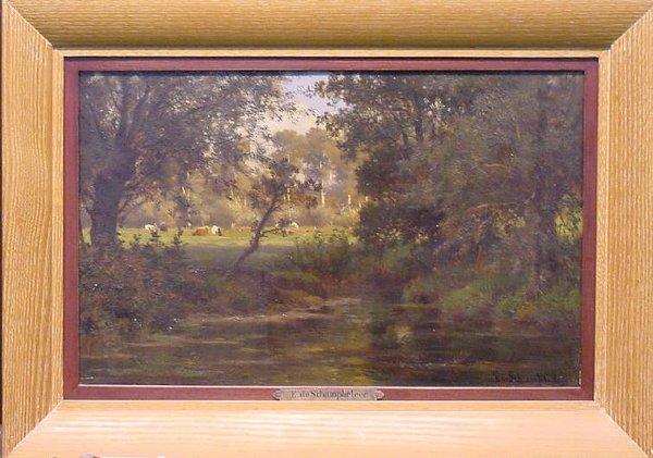 3024: Edmond de Schampheleer Belgian, 1824-1899 IN THE