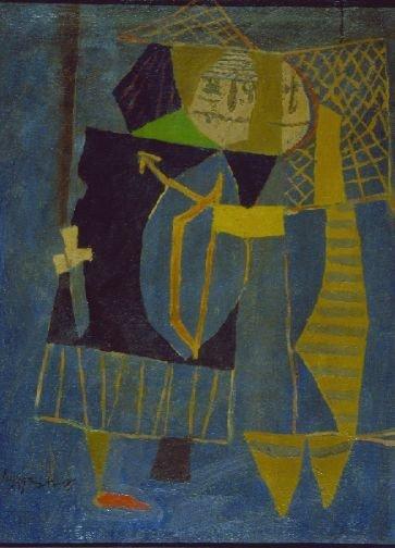 15: Roy Lichtenstein American, 1923-1997 THE KNIGHTS, 1