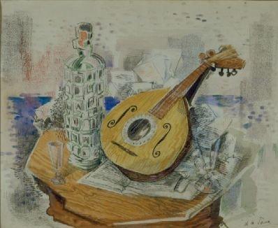 20: Ismael Gonzalez de la Serna Spanish, 1897-1978 STIL